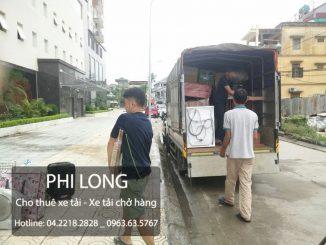 Taxi tải Phi Long hãng cho thuê xe tải chở hàng số 1 tại phố Nguyễn Thị Định