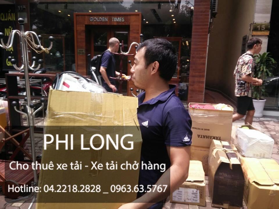 Hãy liên hệ chúng tôi taxi tải Phi Long giá rẻ tại phố Nguyễn Chánh