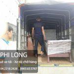 Taxi tải Phi Long cho thuê xe tải giá rẻ tại phố Vũ Hữu