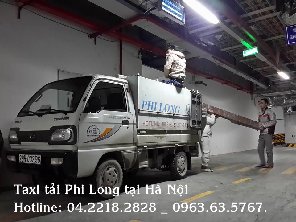 Dịch vụ cho thuê xe tải giá rẻ tại phố Nhân Hòa