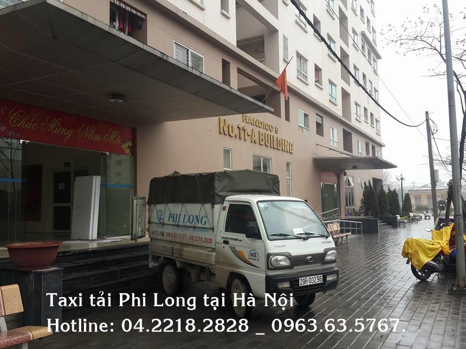 Dịch vụ cho thuê xe tải chuyên nghiệp Phi Long tại quận Tây Hồ giá rẻ