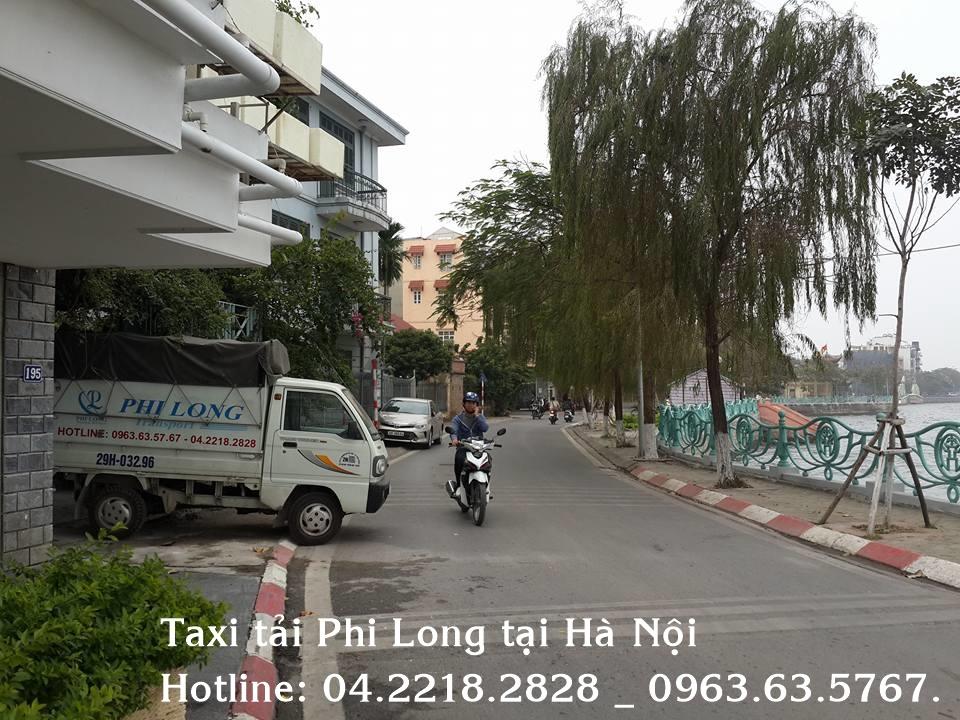 Phi Long cho thuê xe tải giá rẻ tại đường Chiến Thắng