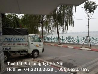 Cho thuê xe tải giá rẻ chuyên nghiệp tại quận Tây Hồ
