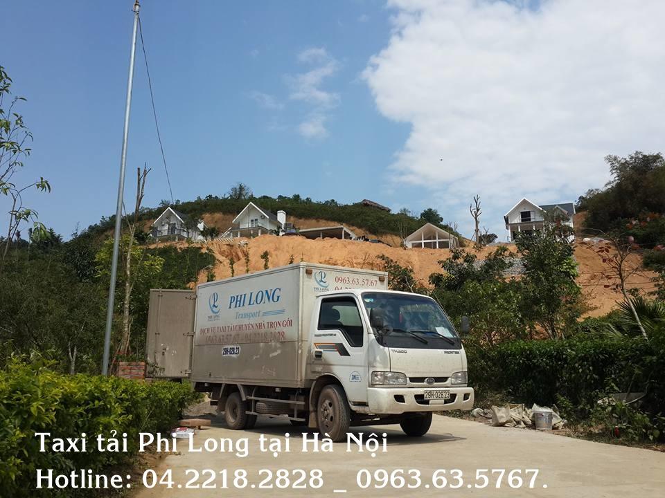 Cho thuê xe tải giá rẻ tại phố Đại An