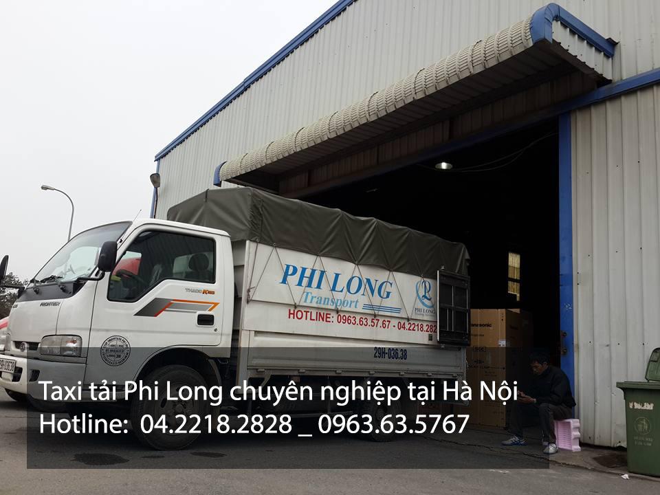 Phi Long hãng taxi tải chuyên nghiệp tại phố Ngụy Như Kon Tum