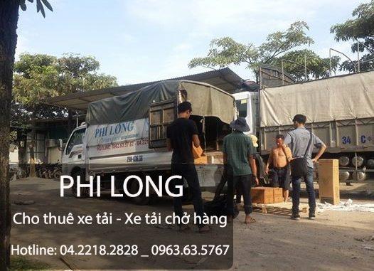 Dịch vụ cho thuê xe tải chuyển nhà trọn gói tại đường 19 tháng 5