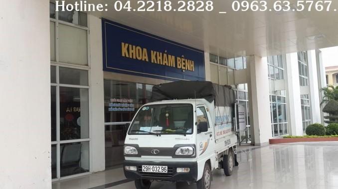 Cho thuê xe tải 5 tạ Phi Long tại Hà Nội