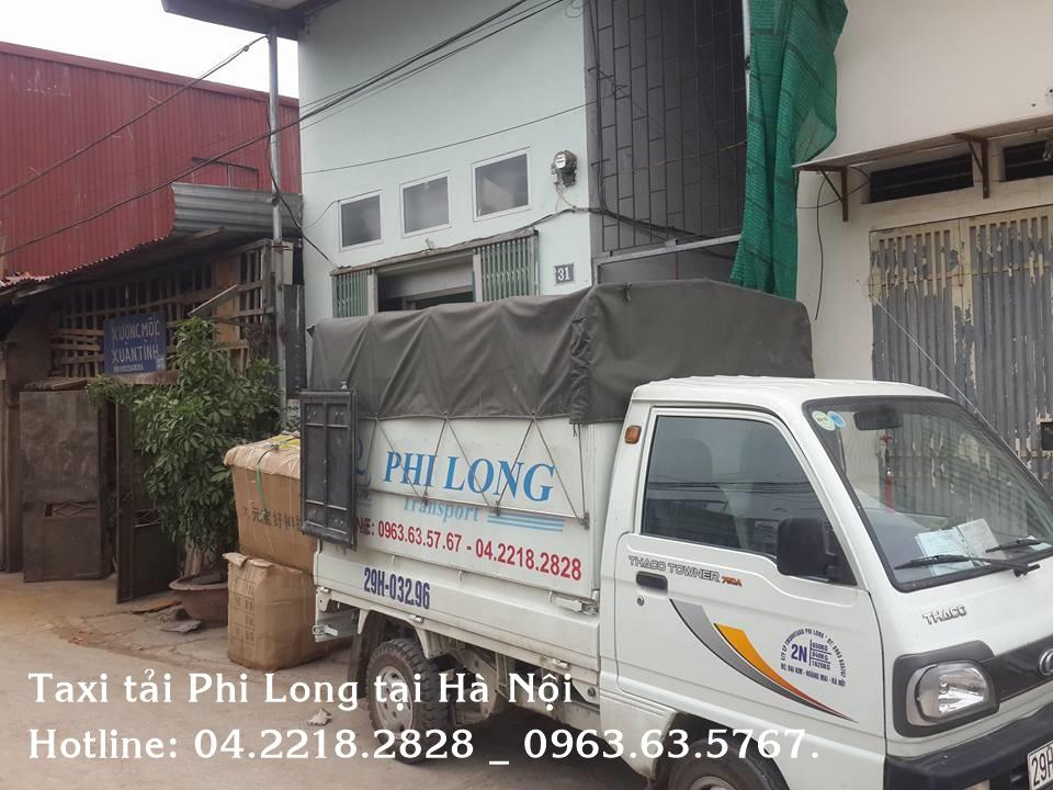 Cho thuê xe tải Phi Long tại quận Long Biên