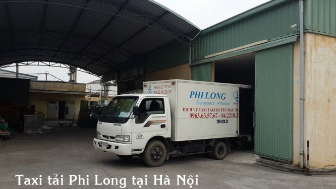 Dịch vụ cho thuê xe tải chuyển nhà uy tín tại phố Đại An