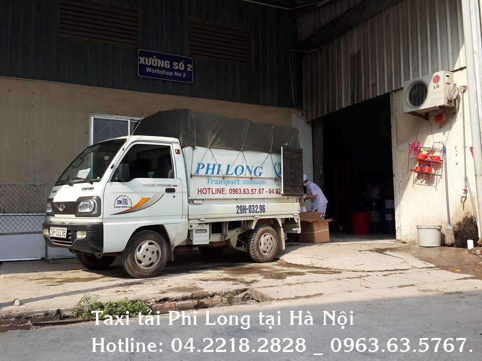 Dịch vụ cho thuê xe tải chuyên nghiệp Phi Long