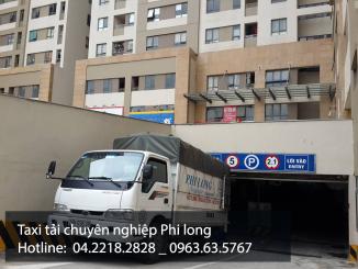 Taxi-tải-chở-hàng-Phi-Long-tại-phố-Tây-Sơn
