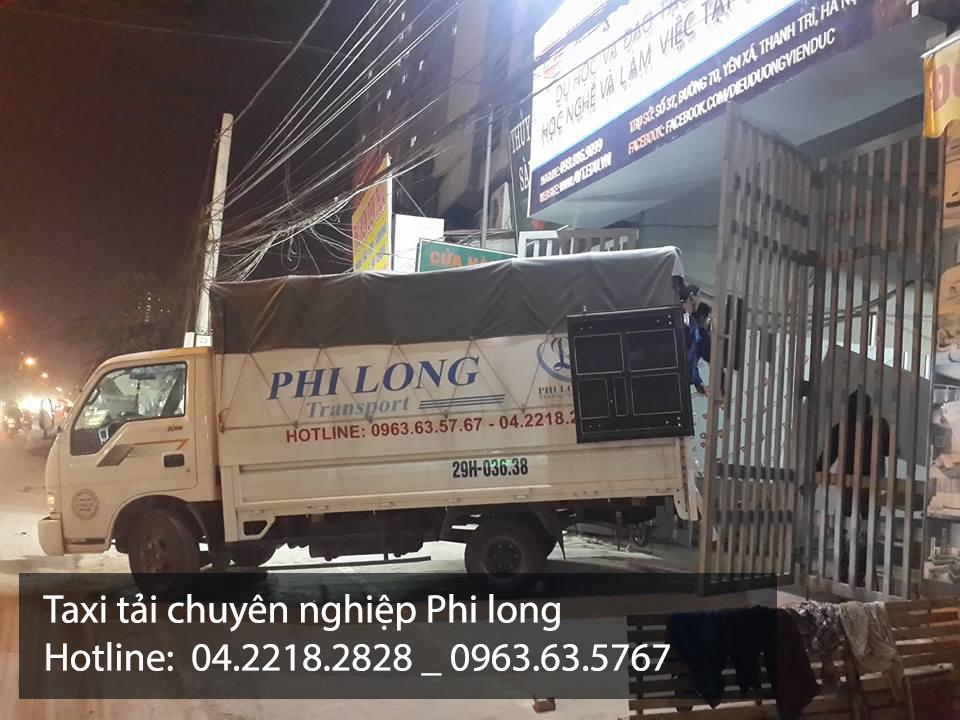 Cho thuê xe tải giá rẻ tại quận Hà Đông