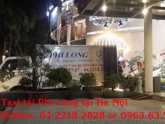 Dịch vụ cho thuê xe tải Phi Long tại quận Hoàng Mai