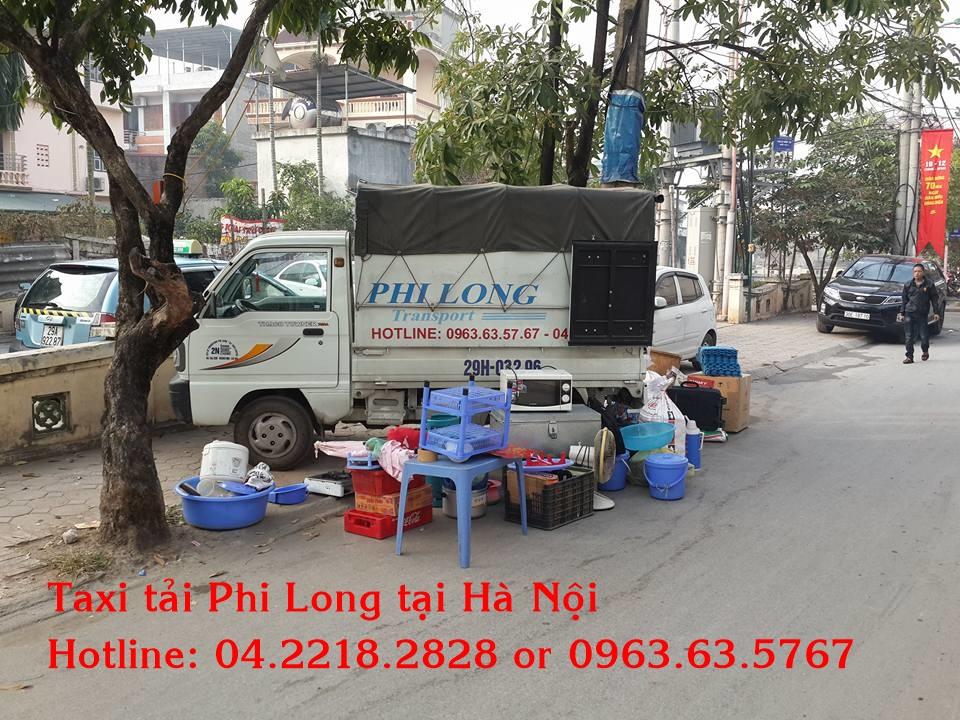 Dịch vụ vận chuyển hàng hóa Phi Long tại quận Hai Bà Trưng