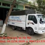 Taxi tải Phi Long tại thị Xã Sơn Tây
