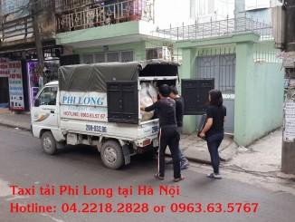 Cho thuê xe tải tại quận Hai Bà Trưng
