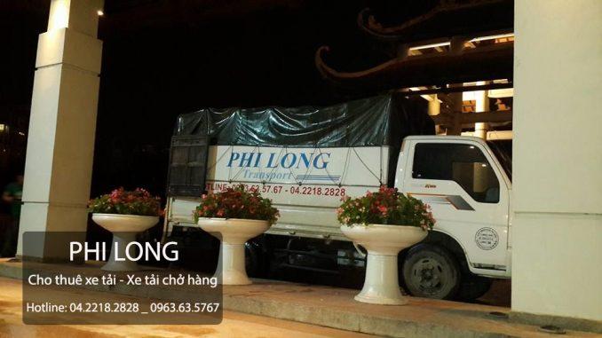 Dịch vụ cho thuê xe tải giá rẻ