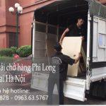 Dịch vụ xe tải chở hàng thuê tại phố Hoàng Mai