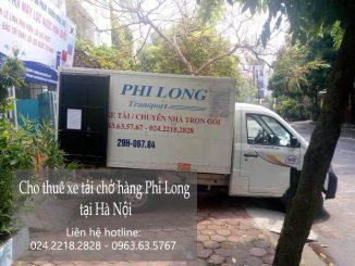 Dịch vụ xe tải chở hàng thuê tại phố Hàng Bún