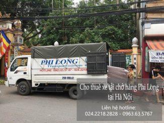 Dịch vụ xe tải chở hàng thuê tại phố Văn Quán