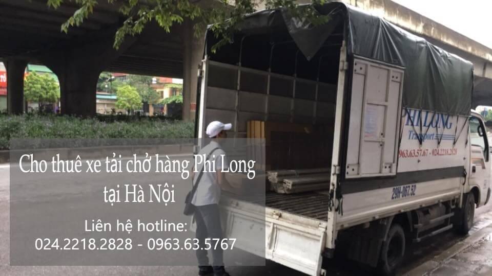 Ưu đãi cho xe tải chở hàng thuê ngày 2 - 9