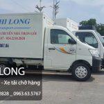 Cho thuê xe tải chở hàng tại phố Hồng Mai - 0963.63.5767