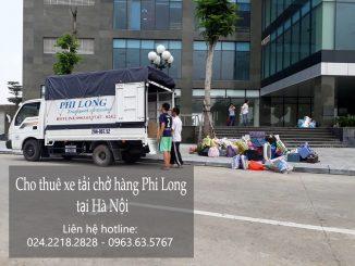 Có xe tải cho thuê tại phố Mai Phúc - 0963.63.5767.