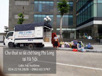 Dịch vụ cho thuê xe tải chuyển nhà giá rẻ nhất tại đường Đình Thôn