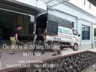 Dịch vụ xe tải chở hàng thuê tại phố Phương Mai