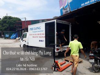 Xe tải chở hàng từ hà nội đi Phú Thọ