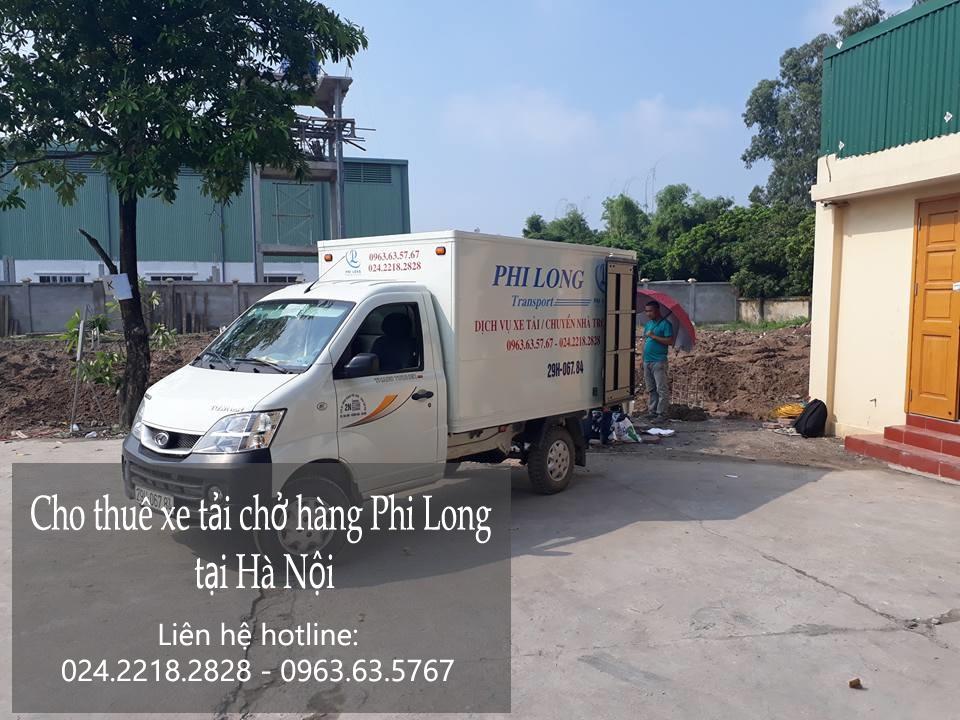 Xe tải chở hàng từ hà nội đi Thái Nguyên