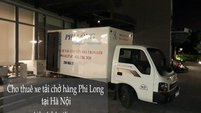 Xe tải chở hàng từ hà nội đi Bắc Giang
