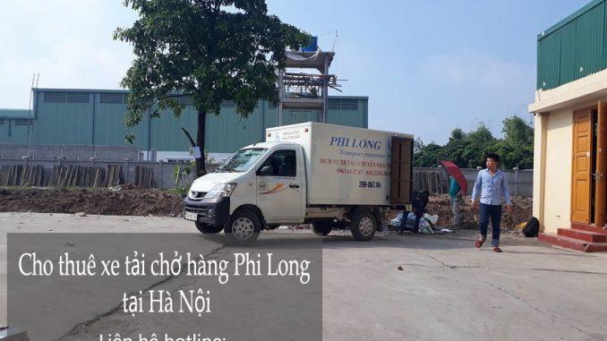 Cho thuê xe tải nhỏ chở hàng tại phố Đàm Quang Trung-0963.63.5767