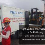 Xe tải chở hàng thuê tại phố Lý Nam Đế