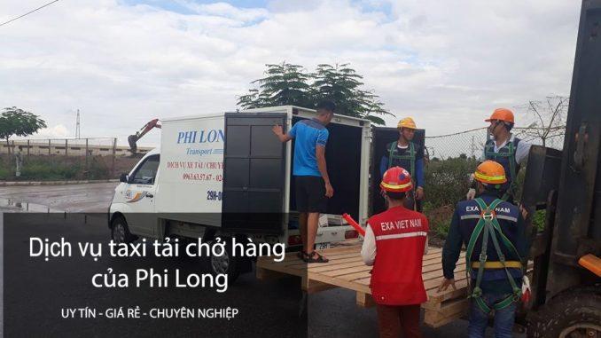 Dịch vụ xe tải chở hàng thuê tại phố Nguyễn Tri Phương