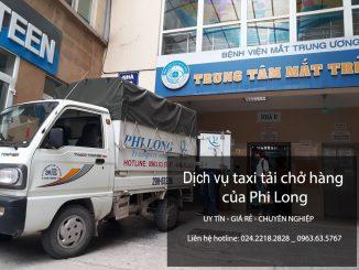 Dịch vụ cho thuê xe tải chở hàng tại đường Trần Văn Lai