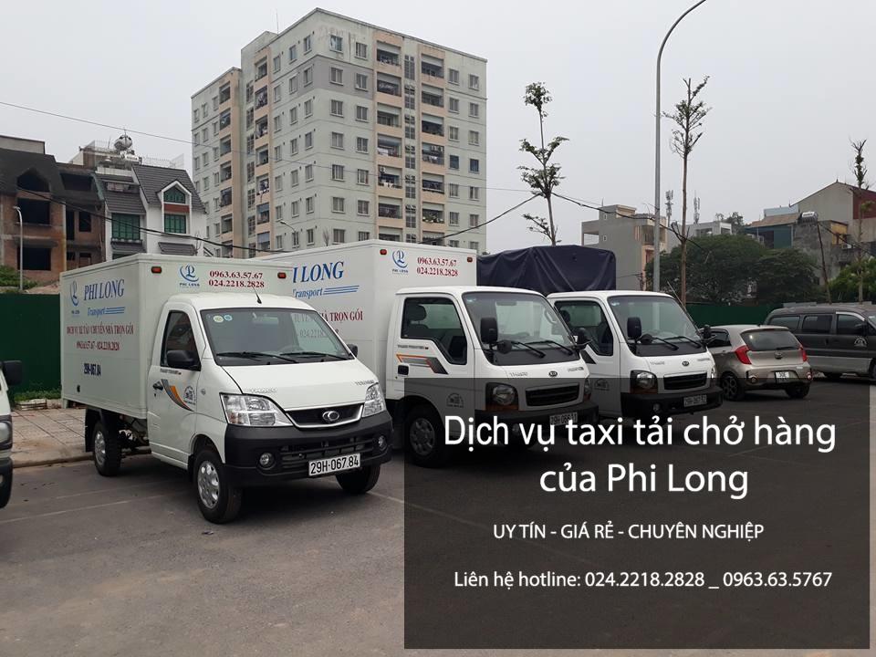 Dịch vụ cho thuê xe tải chở hàng tại đường Đỗ Đình Thiện