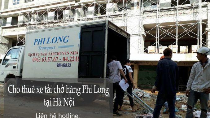 Cho thuê xe tải chở hàng tại phố Huỳnh Văn Nghệ-0963.63.5767