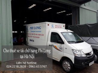 Cho thuê xe tải chở hàng tại phố Nguyên Khiết-0963.63.5767