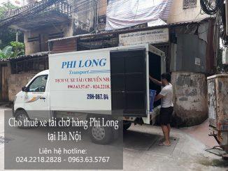 Cho thuê xe tải chở hàng thuê tại phố Trần Danh Tuyên-0963.63.5767