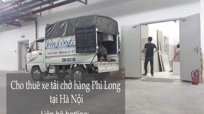 Xe tải chở hàng từ hà nội đi Tuyên Quang