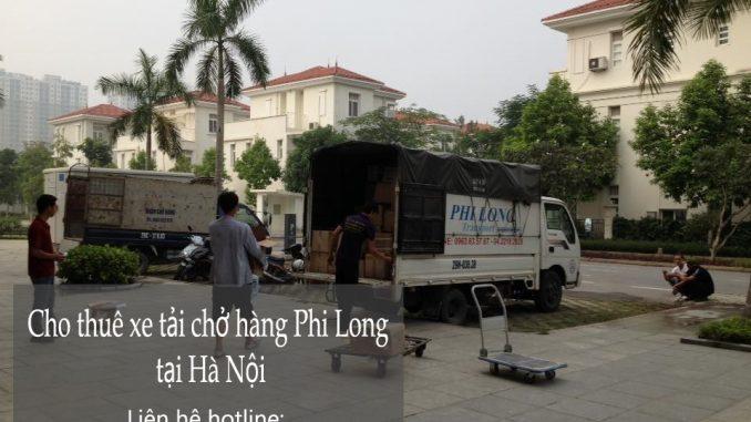 Dịch vụ cho thuê xe tải chở hàng thuê tại đường Mỹ Đình