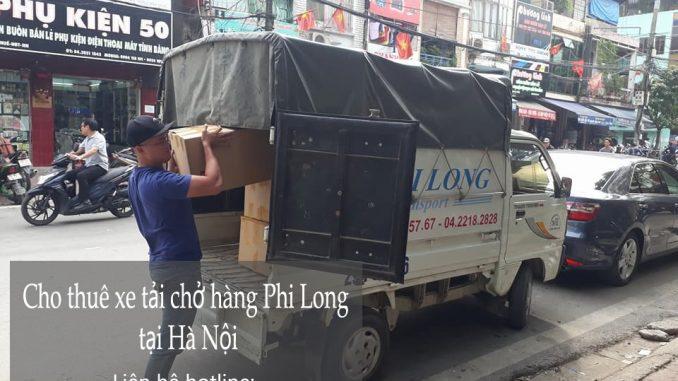 Cho thuê xe tải chở hàng tại phố Vũ Xuân Thiều