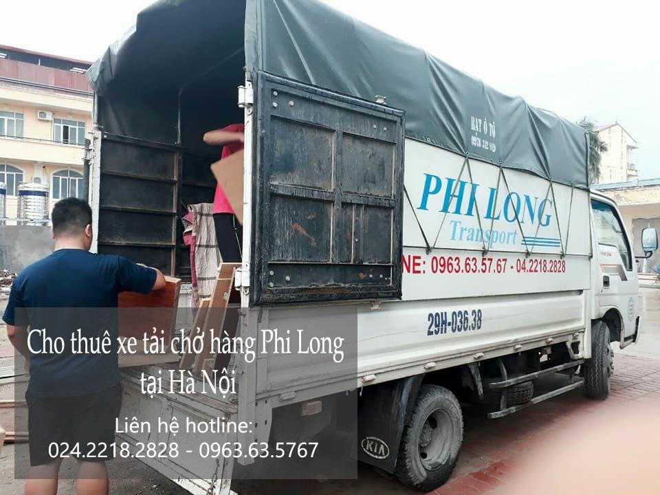 Dịch vụ cho thuê xe tải chở hàng thuê tại phố Tân Thụy-0963.63.5767