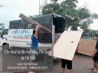 Cho thuê xe tải chở hàng tại phố Vũ Đức Thận-0963.63.5767