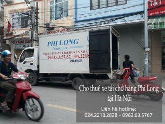 Cho thuê xe tải chở hàng phố Hoa Lâm-0963.63.5767