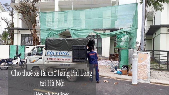 Cho thuê xe tải nhỏ chở hàng phố Nguyễn Cao Luyện-0963.63.5767
