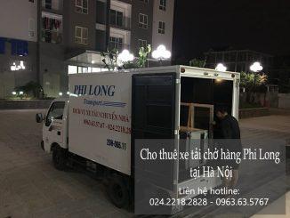 Xe tải chở hàng từ Hà Nội đi Yên Bái