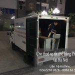 Xe tải chở hàng từ Hà Nội đi Lào Cai