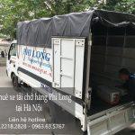 Dịch vụ xe tải chở hàng từ Hà Nội đi Quảng Ninh